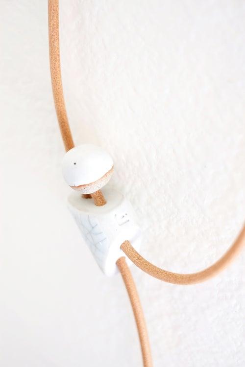Image of balance necklace