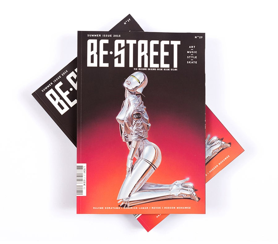 Image of Be Street 029