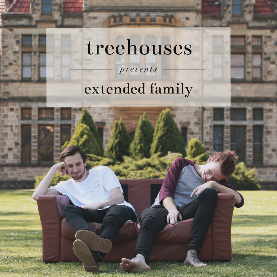 Image of STDR004: Treehouses - 'Extended Family' Tape