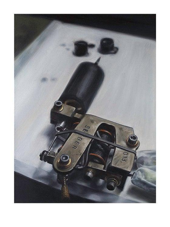 Image of Tattoo Machine