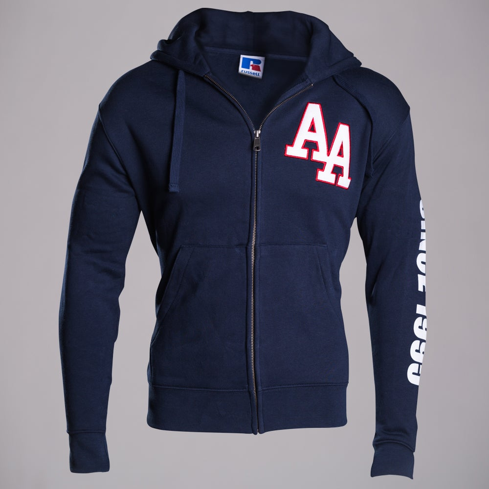 Image of Hooded Navy