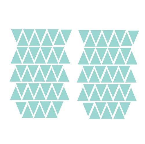 Image of Vinilo triángulos