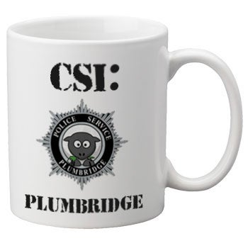 Image of CSI Plumbridge Mug