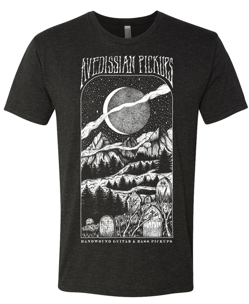 Image of Avedissian Pickups Graveyard Shirt