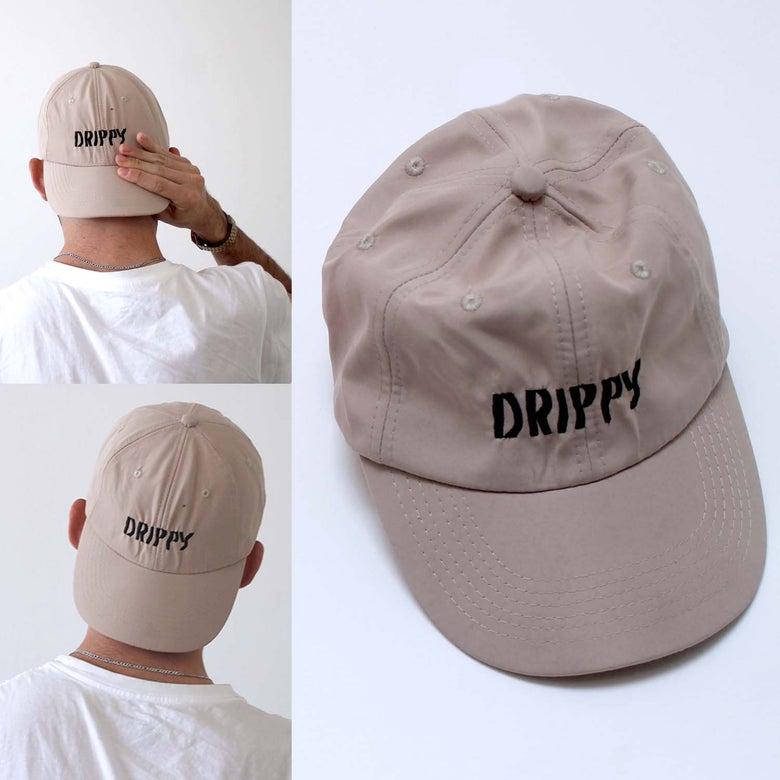 Image of Drippy Hat (Beige)