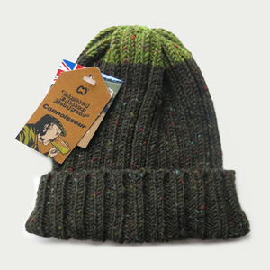 Image of McMURPHY HAT [GREEN WITH GREEN]