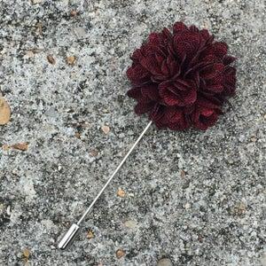 Image of Rose Blossom Lapel Pin