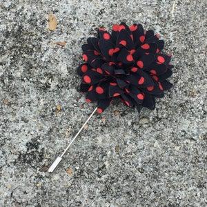 Image of Ladybug Pedal Lapel Pin