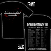 Image of Bloodcvlts Death Toll Shirt