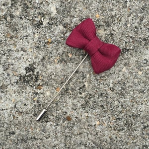 Image of Ruby Beaux Lapel Pin
