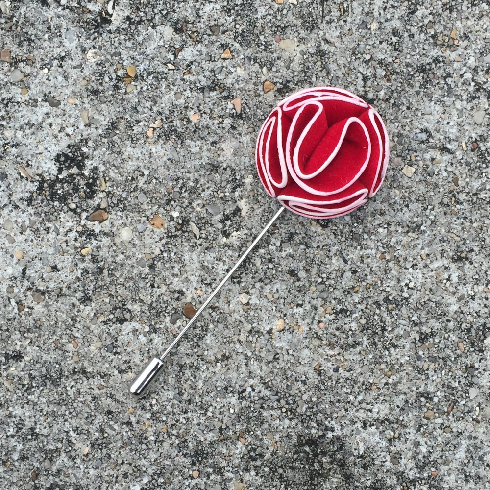 Image of Cherry Lapel Pin
