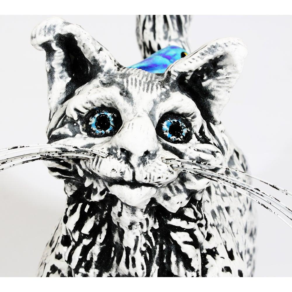 Image of KITTY BIG BLUE EYES