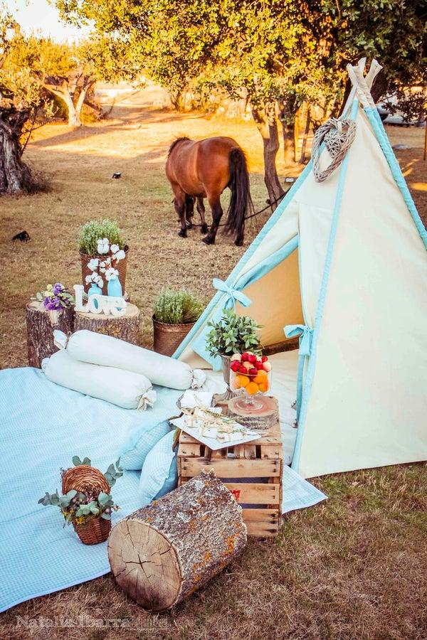 Image of Nueva Manta de picnic!