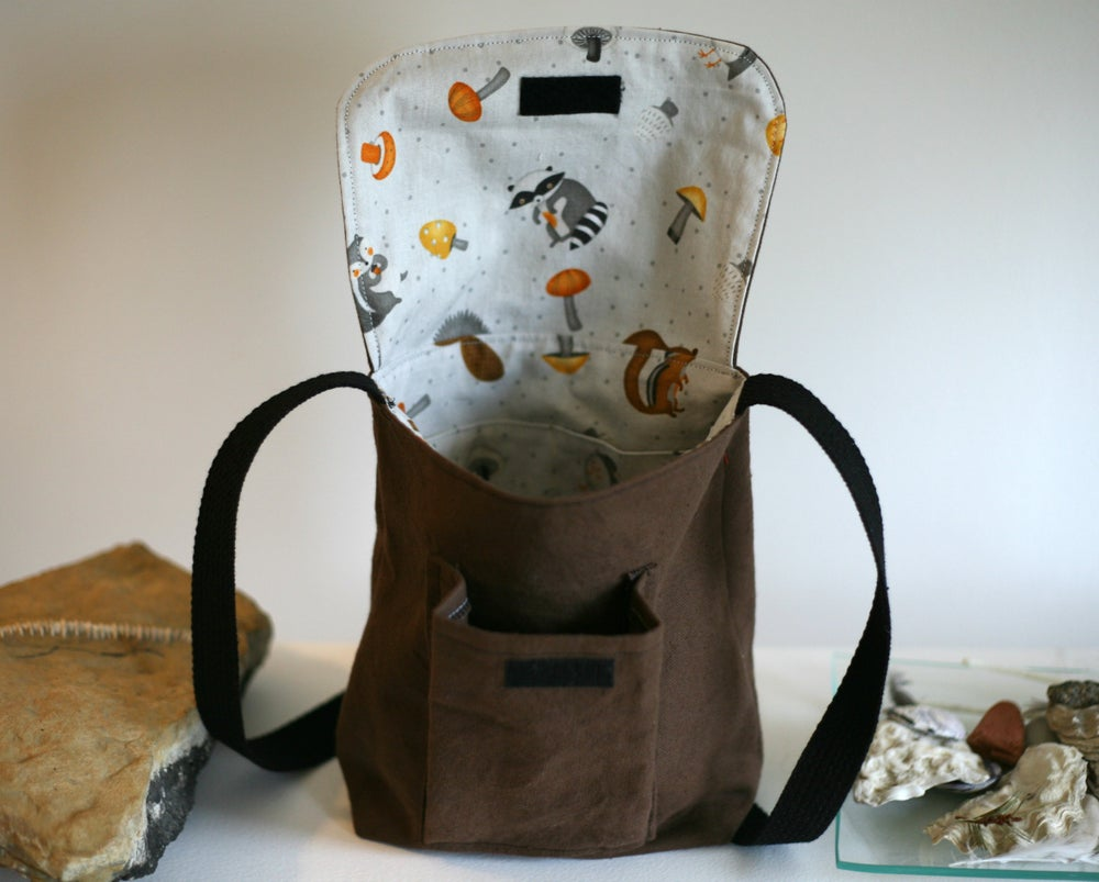 Image of Nature Tracker Bag - Woodland Animal
