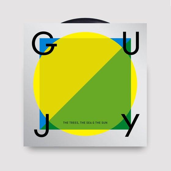 "Image of Guy J - The Trees, The Sea & The Sun 12"" Vinyl Sampler"