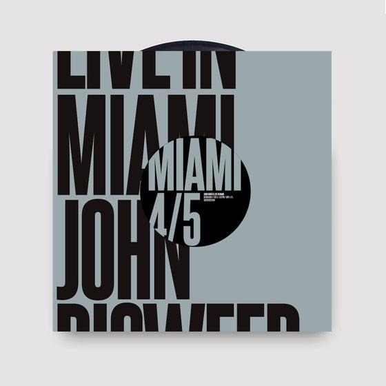 Image of John Digweed Live in Miami Vinyl 4