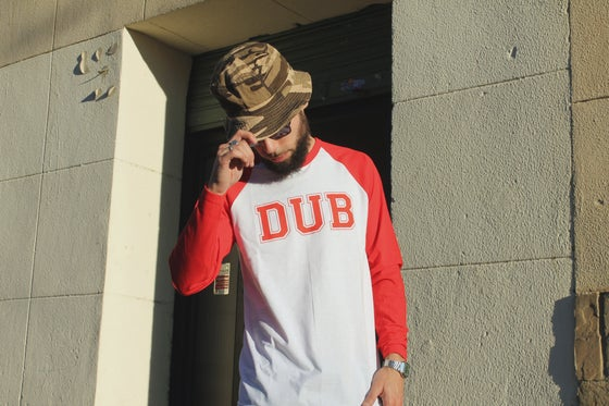 Image of DUB: Baseball red