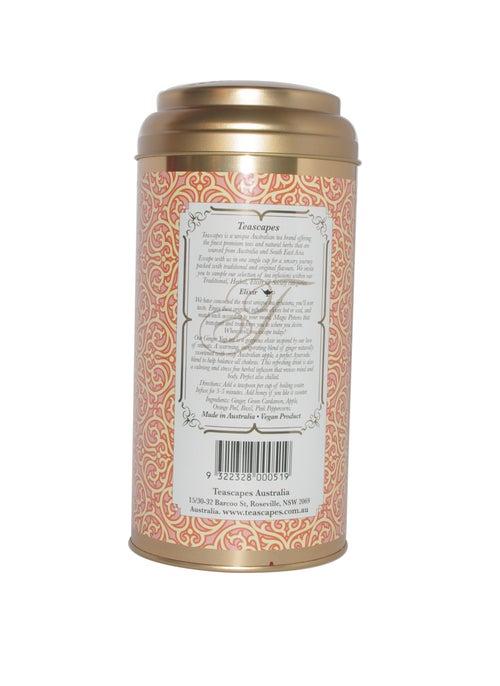 Image of Ginger Yoji Herbal Tea Infusion, Luxury Loose Leaf