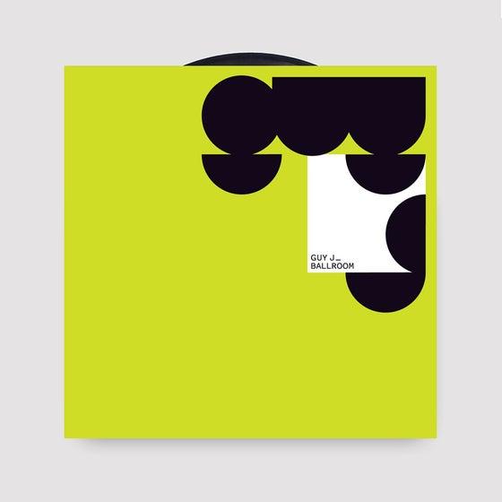 "Image of Guy J - Ballroom 12"" Vinyl Orig and Sian & Ed Davenport remixes last remaining copies"