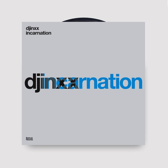 "Image of Djinxx - Incarnation 12"" Vinyl last copies in stock"
