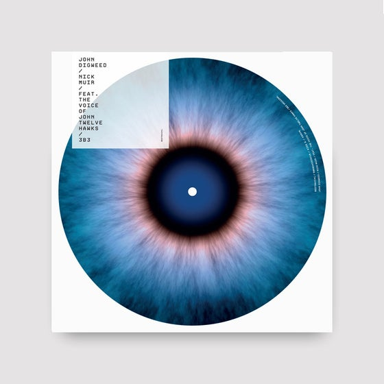 "Image of John Digweed & Nick Muir Ft. John Twelve Hawks - 3B3 12"" Picture Disc"