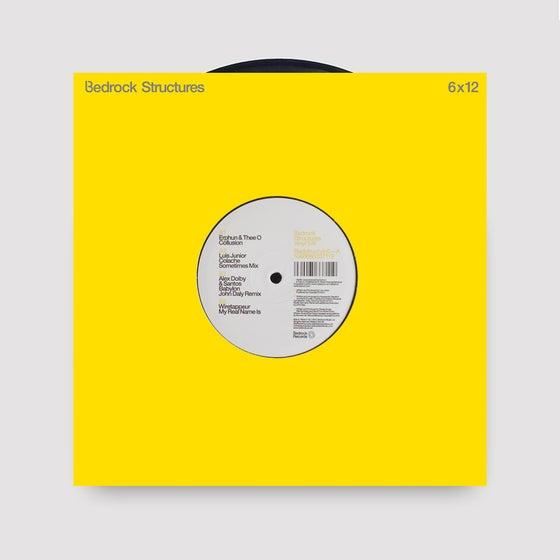 "Image of John Digweed Structures 12"" Vinyl 5 - Last 25 copies in stock"
