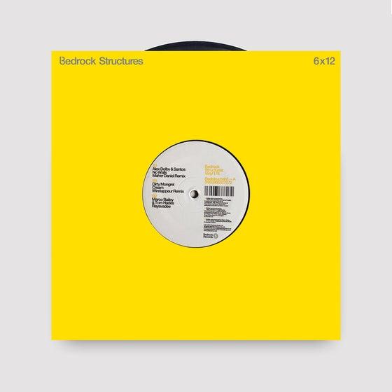 "Image of John Digweed Structures 12"" Vinyl 1 - Last 25 copies in stock"