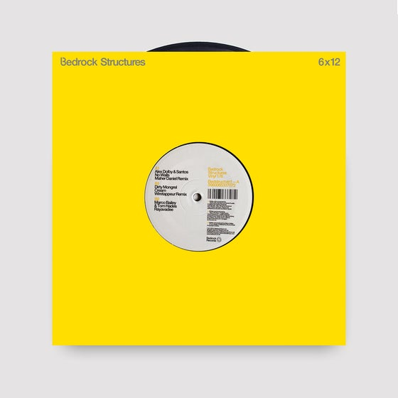 "Image of John Digweed Structures 12"" Vinyl 1 - Last 25 copies in stock"