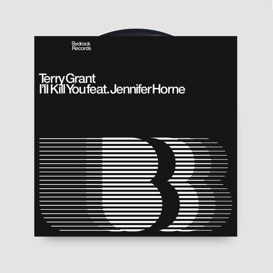 "Image of Terry Grant Feat. Jennifer Horne I'll Kill You 12"" Vinyl - last 10 copies"