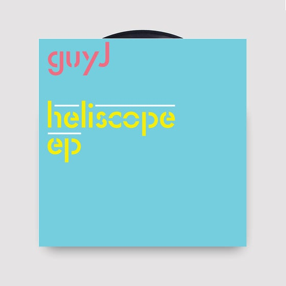 Image of Guy J - Heliscope/Easy As Can Be