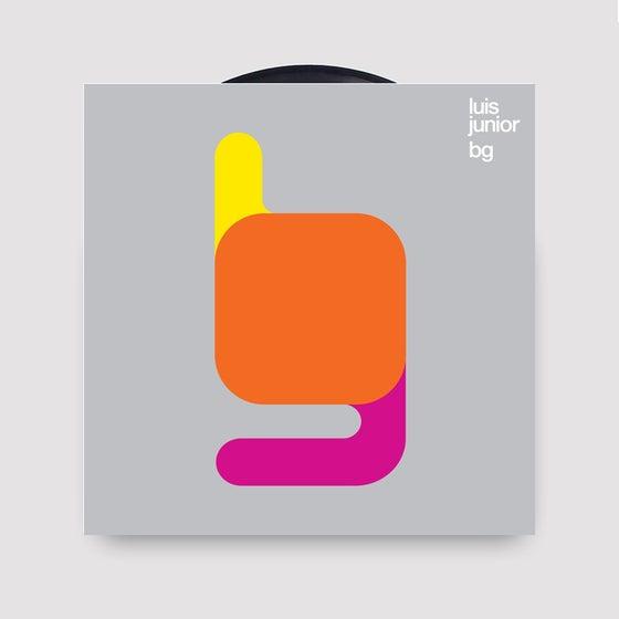 "Image of Luis Junior - BG - 12"" Vinyl Jimmy Van M & Richie G Remixes"