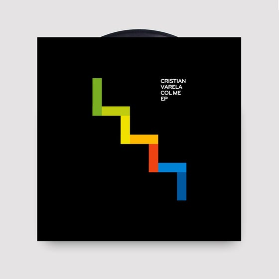 "Image of Cristian Varela - Col Me EP 12"" Vinyl"