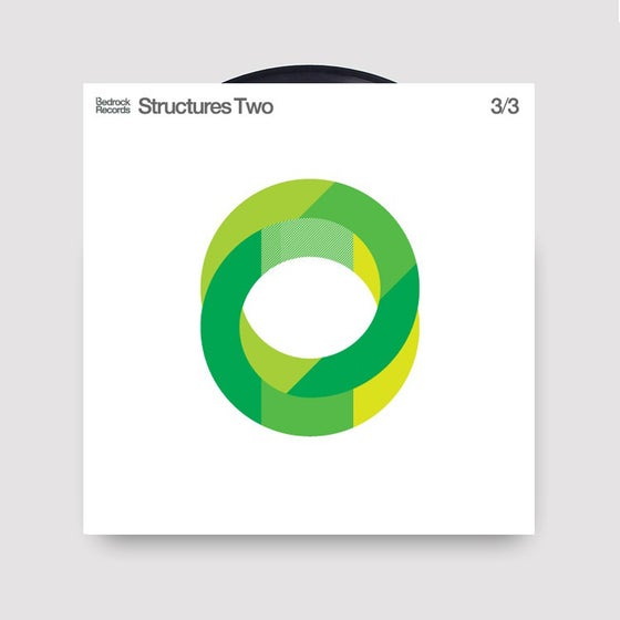 "Image of John Digweed - Structures Two - Limited Edition 12"" Vinyl 3"