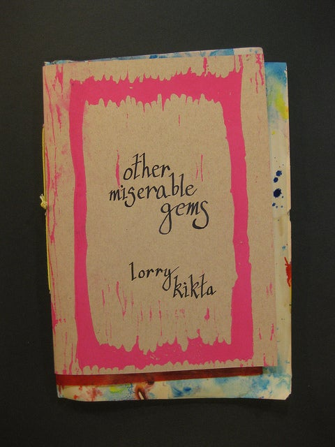 Image of 'other miserable gems' by lorry kikta