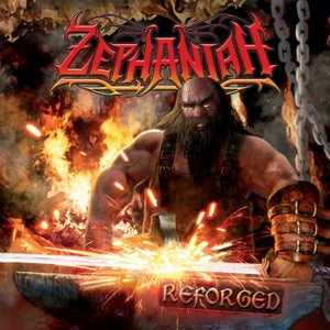 Image of ZEPHANIAH - Reforged