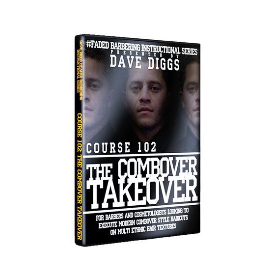 Image of PRE-ORDER: Course 102: The Combover Takeover