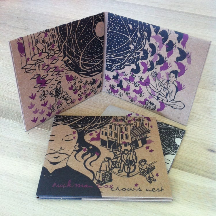 Image of Crow's Nest EP CD