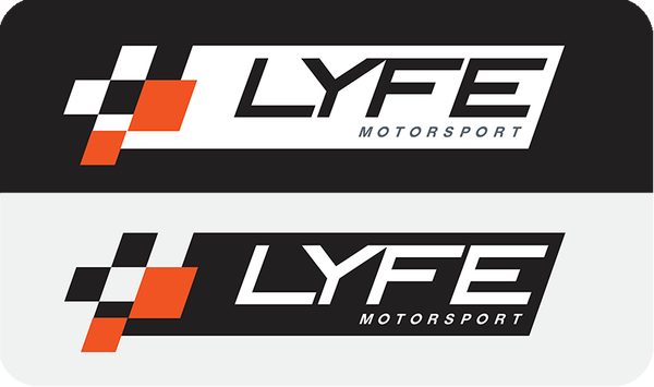 Image of LYFE Motorsport Sticker 6x2