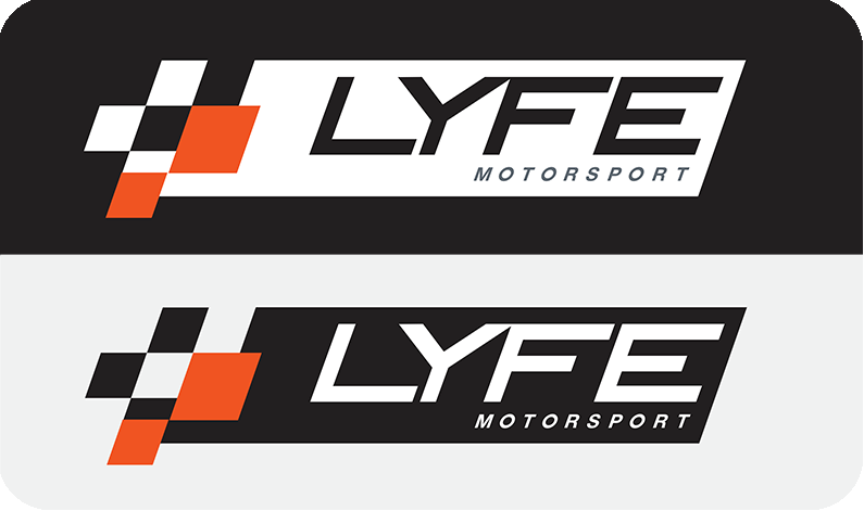 Image of LYFE Motorsport Sticker 6x2