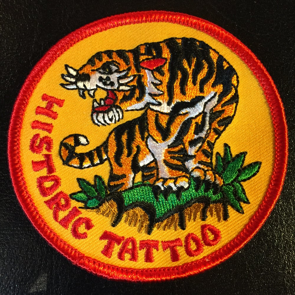 Image of Tiger Patch