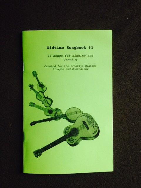 Oldtime Slowjam Songbook