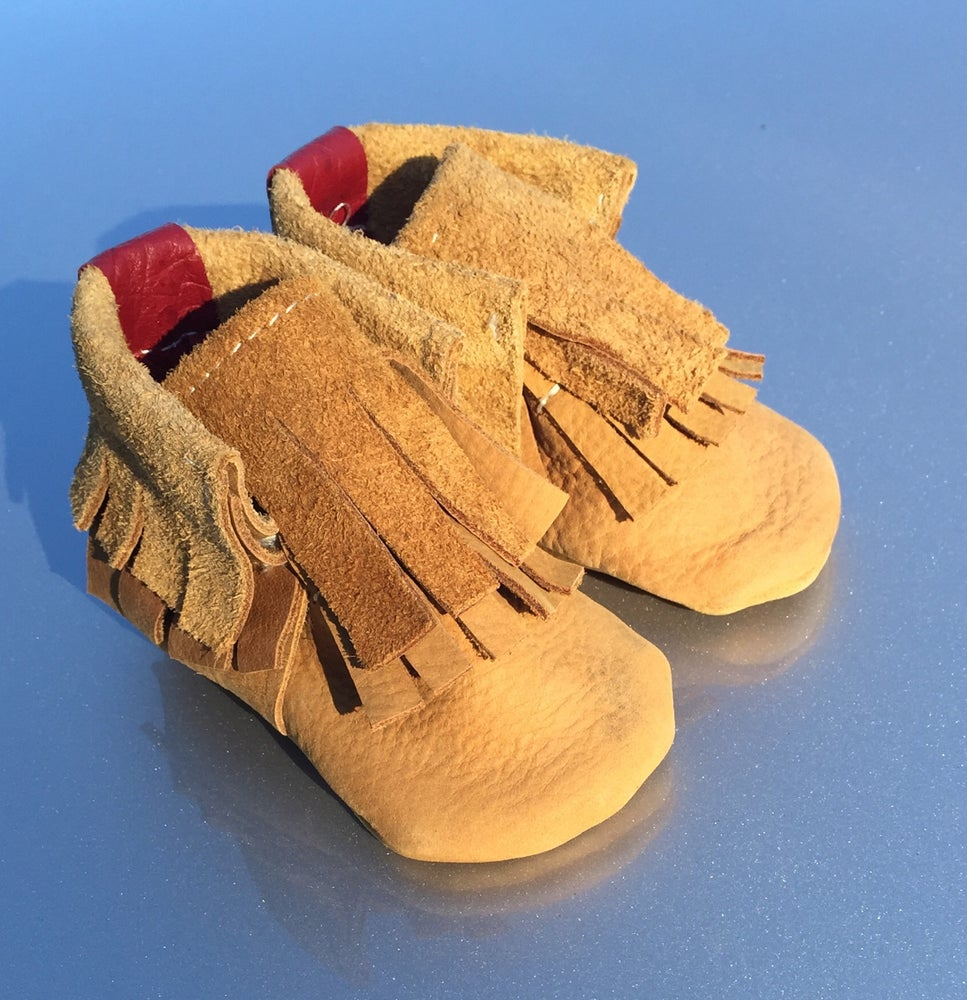 Image of Mocc boots