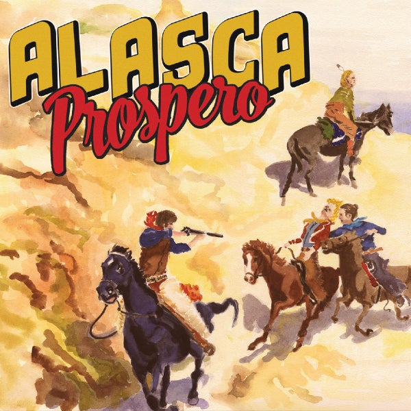 Image of PROSPERO   CD