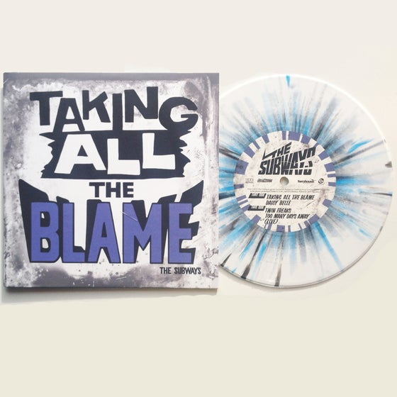 "Image of Taking All The Blame - 7"" Vinyl"
