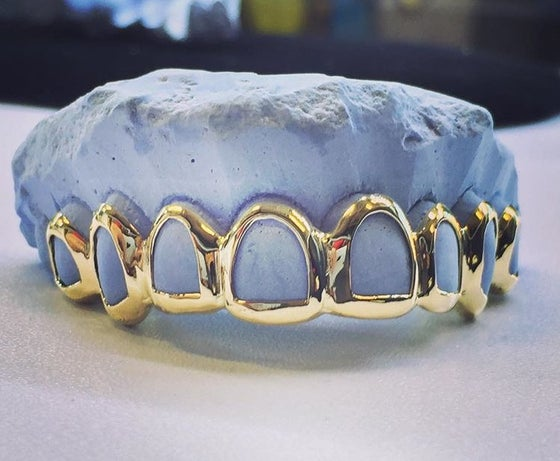Image of Classic Open Faces (SOLD PER TOOTH)
