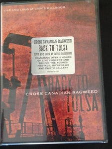 Image of Back to Tulsa Live DVD