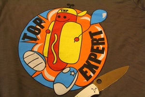 Image of Top Expert (HotDog) T Shirts (Black Friday 50% sale!)