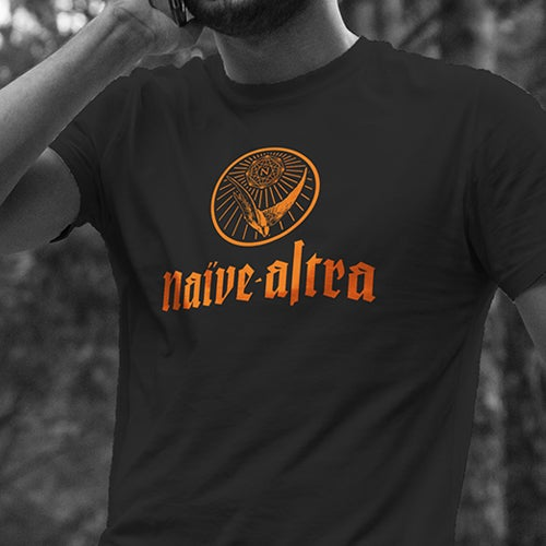 Image of Altrameister - Black T-shirt
