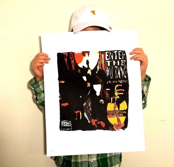 "Image of Yung Lenox ""36 Chambers"" Limted Edition"