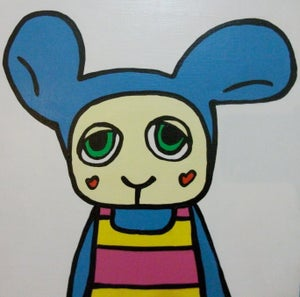 Image of Joe the Rabbit